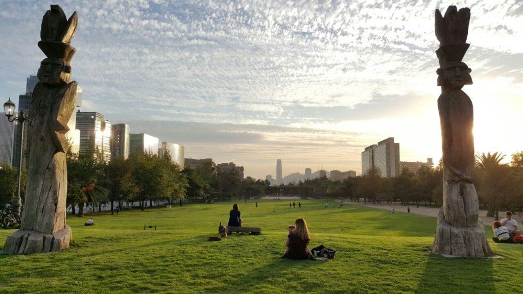 parques de santiago