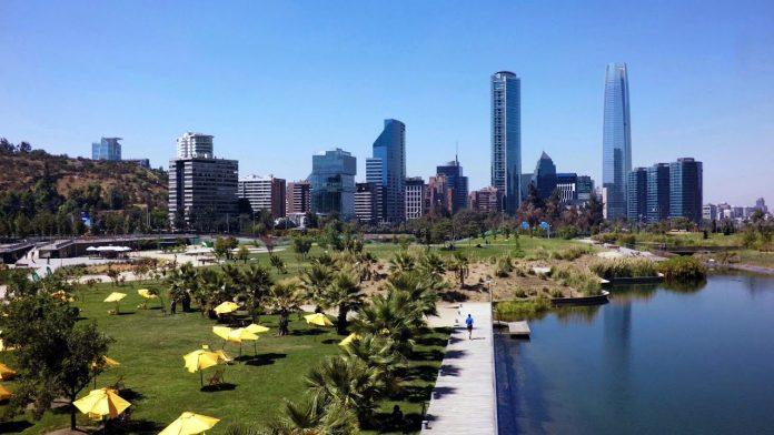 parques en santiago