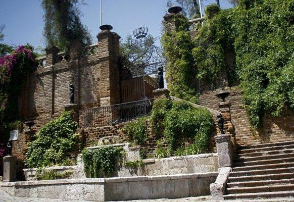 Tour Cerro Santa Lucia