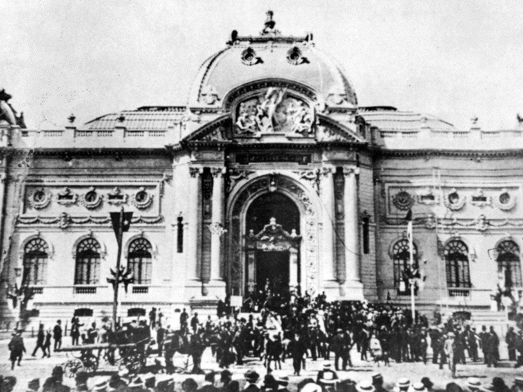 historia museo bellas artes