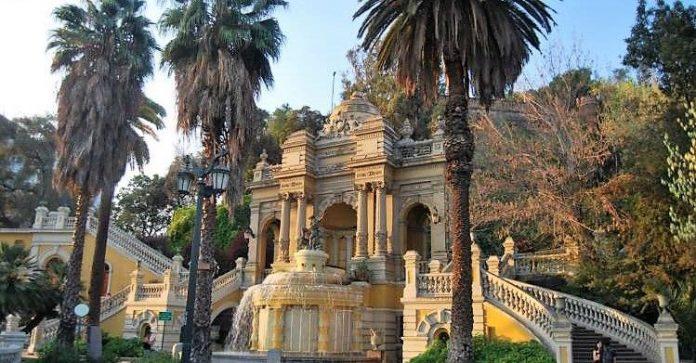 Cerro Santa Lucia