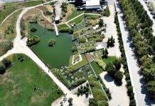 Parque Bicentenario Vitacura