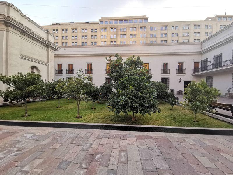 Visitar Palacio de la Moneda