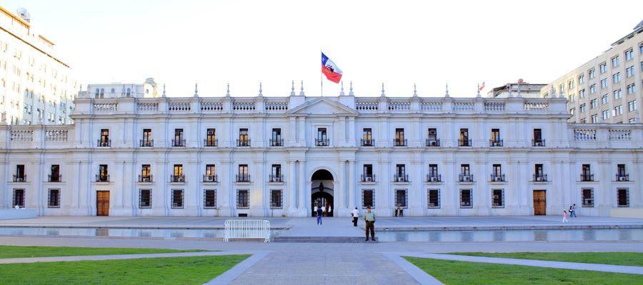 Visitar el Palacio de la Moneda