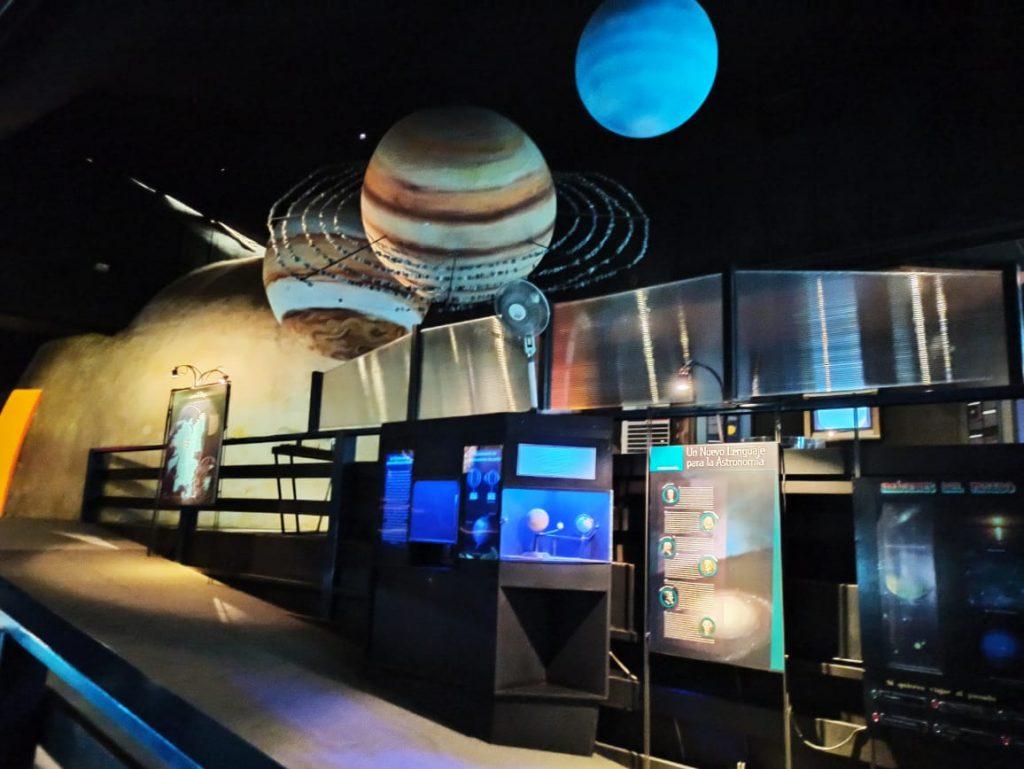 - Museo de Ciencia y Tecnología