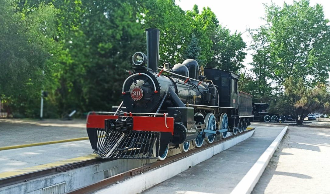 Museo Ferroviario Santiago