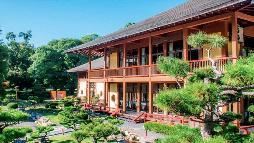 como visitar el Jardín Japones