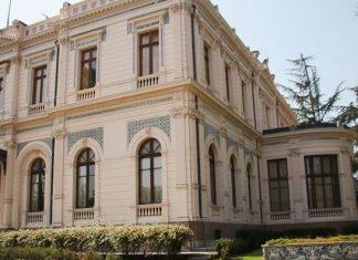 Palacios en Santiago de Chile