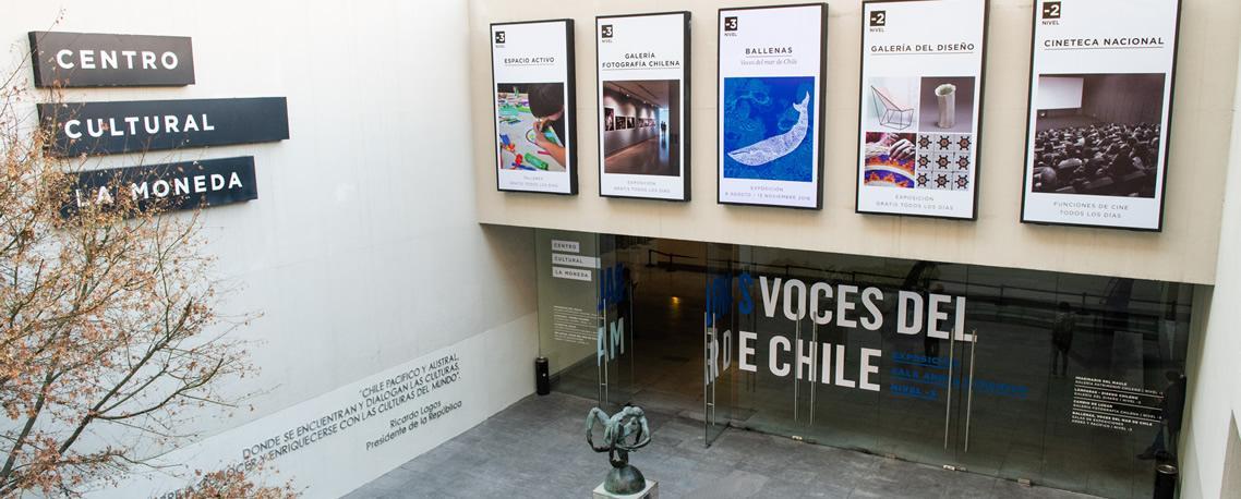 Museos en santiago