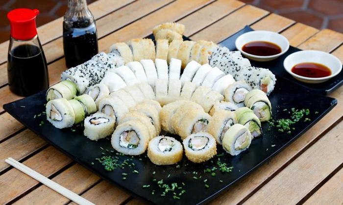 Restaurante Maldito Sushi