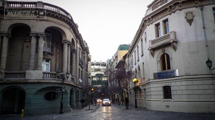 Barrio París y Londres