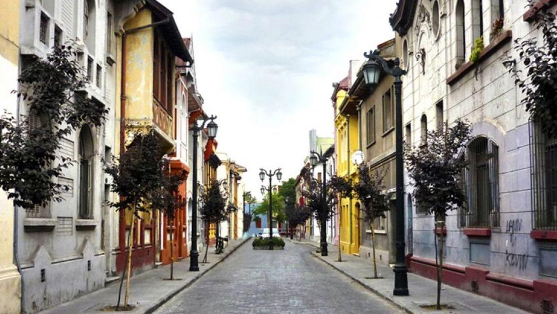 Barrios en Santiago