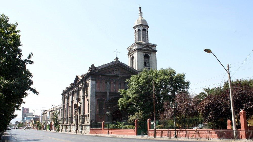 Iglesia de la Recoleta Franciscana