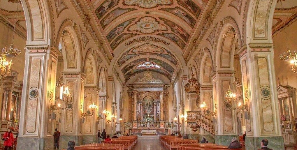 Iglesias en Santiago
