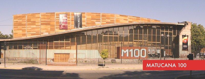Centro Cultural Matucana 100