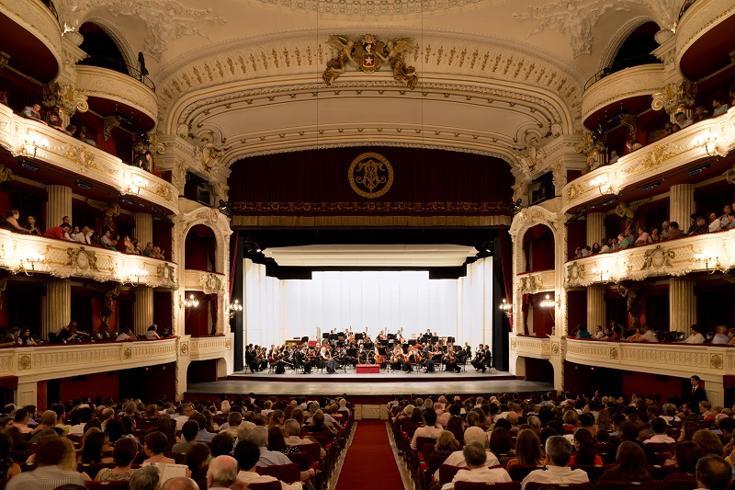 Visitar el Teatro Municipal de Santiago