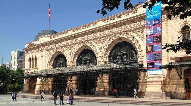 Centro Cultural Estación Mapocho
