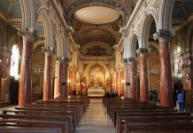 Iglesia de los Santos Ángeles Custodios