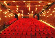 Teatro Mori Parque Arauco