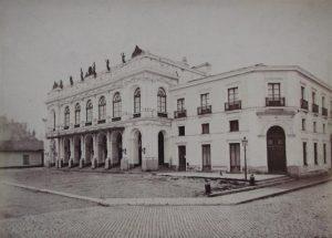Historia del Teatro Municipal
