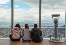Visitar el Sky Costanera