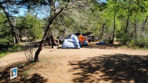 Camping 7 Tazas