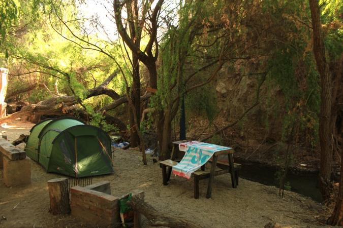 Camping Valle del Elqui