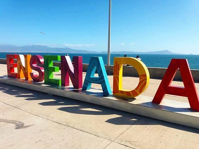 Visitar Ensenada