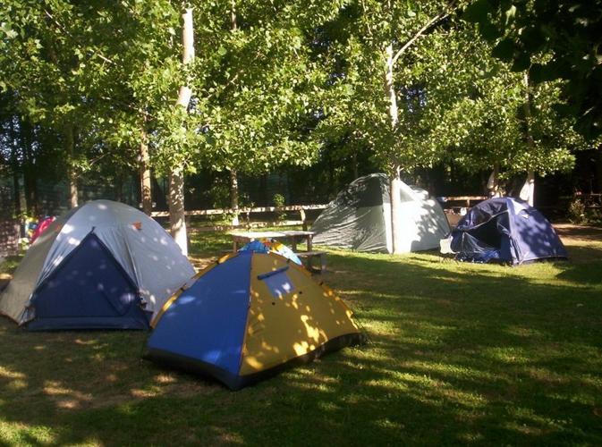 Oferta de Camping en la Zona