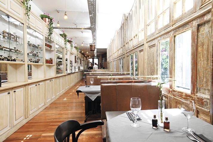 Restaurante Le Bistrot Viet