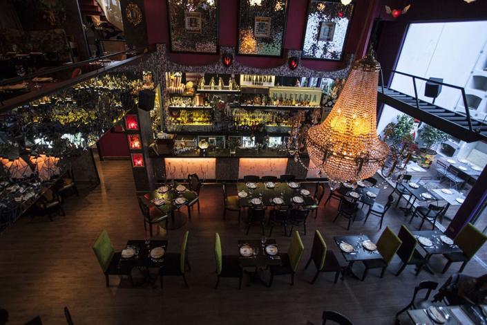 Restaurante Sarita Colonia