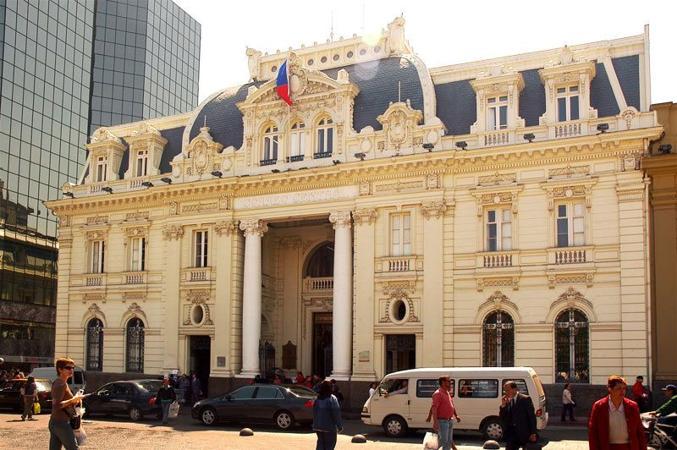 Correo Central de Santiago