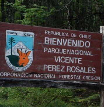 Parque Nacional Vicente Pérez Rosales