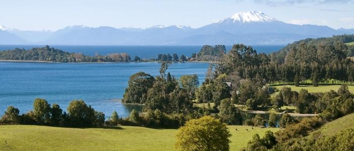 Vista Lago Llanquihue