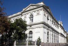 Visitar el Ex congreso Nacional