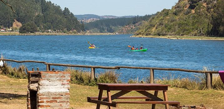 Camping en Pichilemu