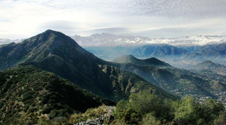 Senderos Cerro Manquehue