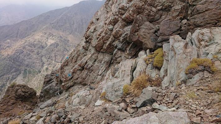 Sendero Cerro La Cruz