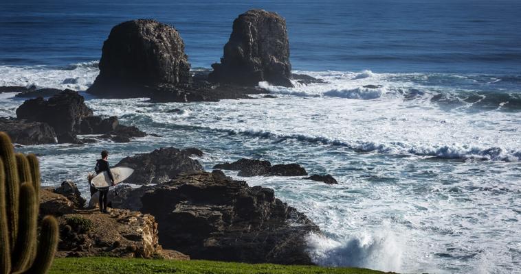 Surf en Pichilemu