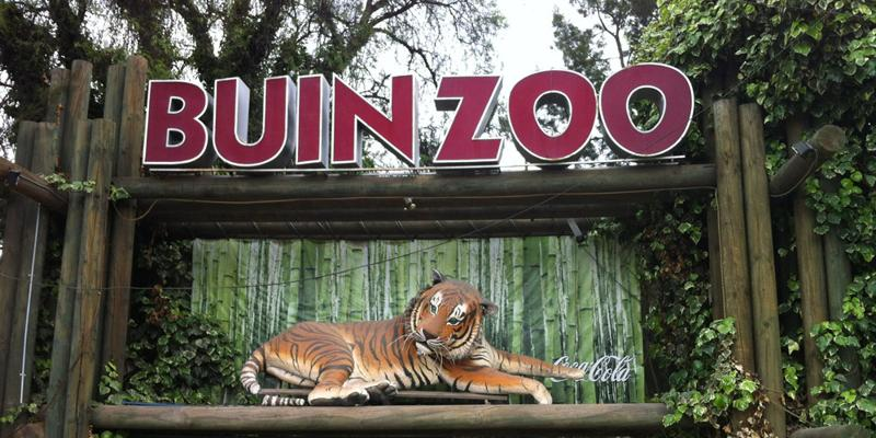 Zonas del Buin Zoo